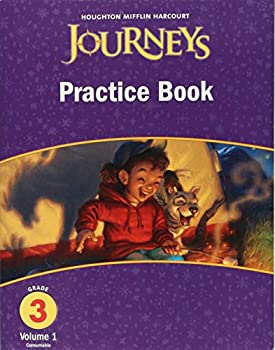Paperback Practice Book Consumable Collection Grade 3 (Journeys) Book