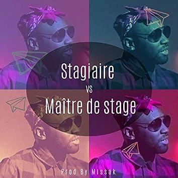 Stagiaire vs maître de stage