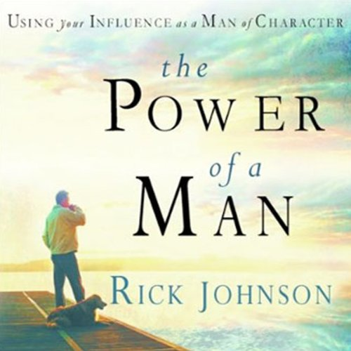 The Power of a Man audiobook cover art