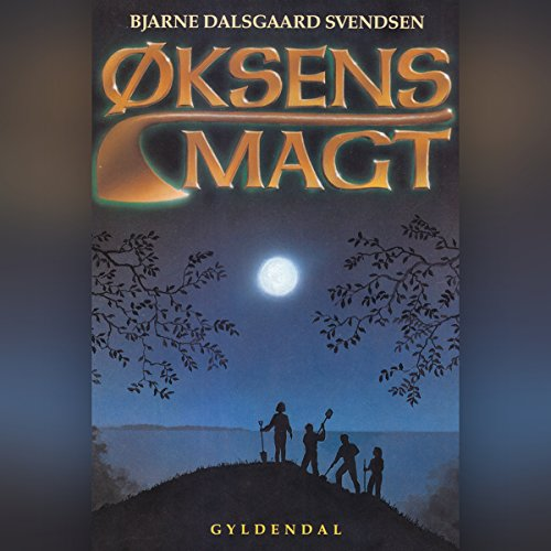 Øksens magt cover art
