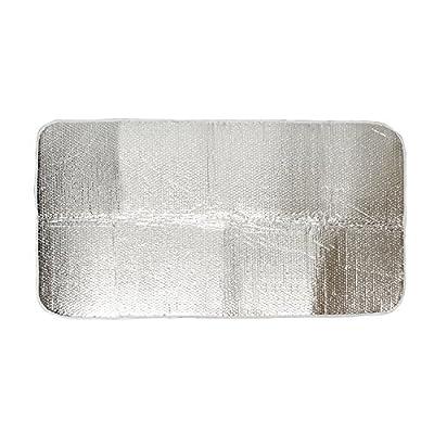 Dumble RV Door Window Shade/RV Skylight Cover 1-Pack – RV Window Insulation, RV Skylight Shade, Reflective Shield