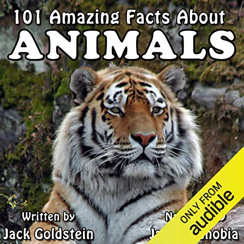 101 Amazing Facts About Animals cover art