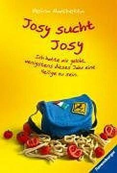 Paperback Josy sucht Josy [German] Book