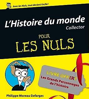 L'Histoire du monde pour les Nuls : Coffret collector 2 volumes