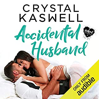Accidental Husband audiobook cover art