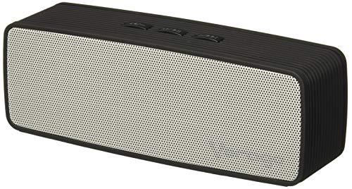 Vorago BSP-100 5 W Mono Portable Speaker Negro – Altavoces portátiles (1.0 Canales, De 1 vía, 5 W,…