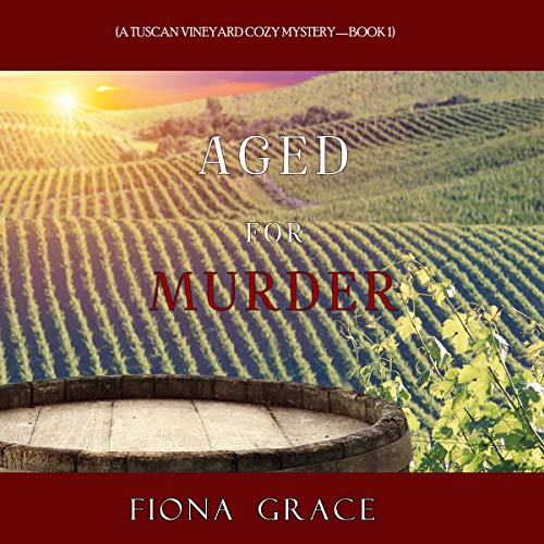 Aged for Murder Audiobook By Fiona Grace cover art