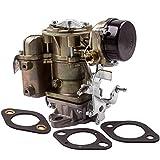 maXpeedingrods Carburetor Carb for Ford 240/250/300 Carter YF C1YF 6CIL Engine 1975-1982 D5TZ9510AG RSC-300A