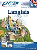 L'Anglais Pack CD (livre+4CD audio)
