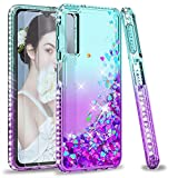 LeYi Galaxy A7 2018 Case with Tempered Glass Screen