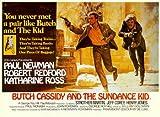 Butch Cassidy &Sundance Kid Fotografie Paul Newman Robert