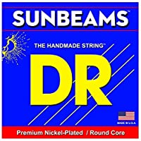 DR SUNBEAMS NMLR-45 MEDIUM-LITE エレキベース弦×2セット