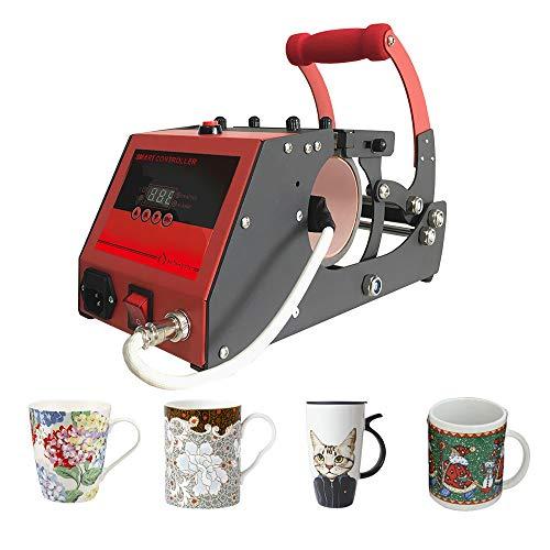Heat Transfer Sublimation Mug Heat Press Transfer Printing Machine for...