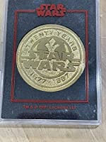 スターウォーズ 20th 記念メダル