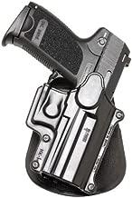Fobus Concealed Carry Holster Ruger SR9, SR40 Paddle Case Conceal Carry Handgun & Pistol Pouch