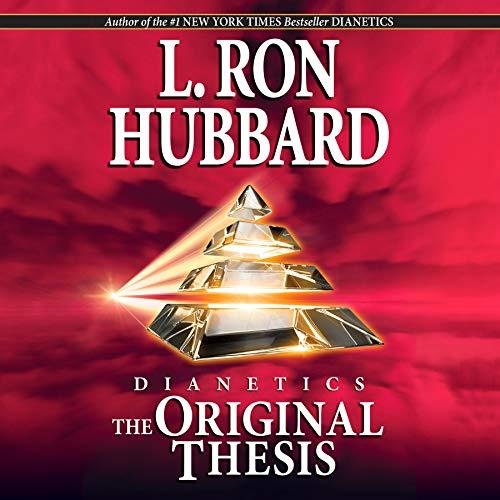Dianetics: The Original Thesis cover art