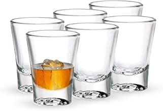 Ocean P00110 Solo Shot Glass, Pack of 12, Clear, W 41.0 x H 70.0 x D 54.0mm, 60 ml, Glass