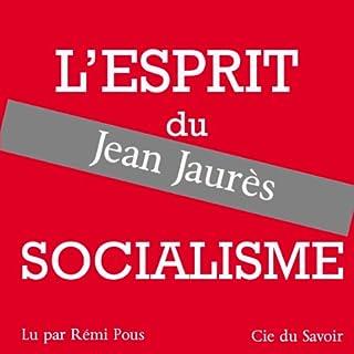 Couverture de L'esprit du socialisme