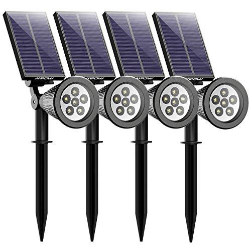 Mpow LED Proyector Solar, Luz de Jardín...