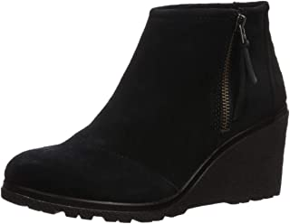 Best toms avery wedge black Reviews