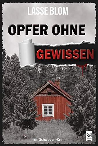 Buchseite und Rezensionen zu 'Opfer ohne Gewissen: Ein Schweden-Krimi' von Lasse Blom