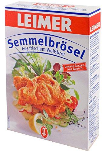 Leimer Semmelbrösel  Packung (1 x 400 g)