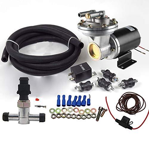 Dracarys 28146 Electric Vacuum Pump Kit For Brake Booster Vacuum Pump...