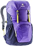 deuter Kinder Junior Violet-Navy Children's Backpack, Einheitsgröße