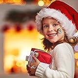 Immagine 1 rluobo adesivi per bambini natale