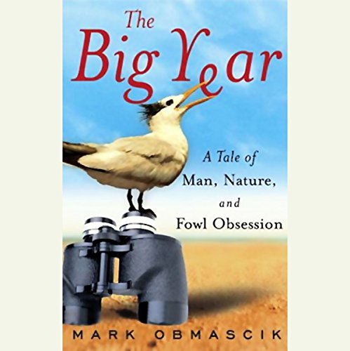 The Big Year audiobook cover art