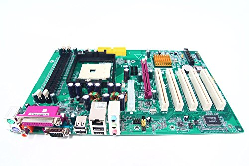 EPoX EP-8KDA7I Standard ATX Desktop PC Mainboard AMD Sockel/Socket 754 AGP DDR1 (Generalüberholt)