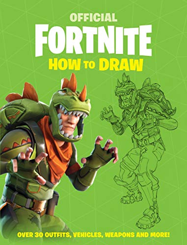 FORTNITE Official: How to Draw (Official Fortnite Books) (English Edition)