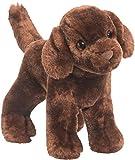 Douglas Sylvia Chocolate Lab Plush Stuffed Animal