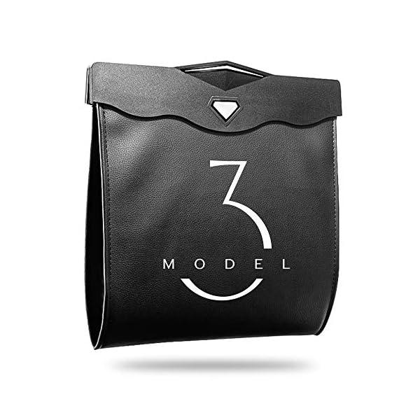 Tesla Model 3 Trash Can