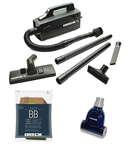 oreck rechargeable vacuum - 5