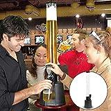 BALLSHOP 3,5 L Zapfsäule Biersäule Getränkespender Trinksäule Biertower Bier-Trinktower