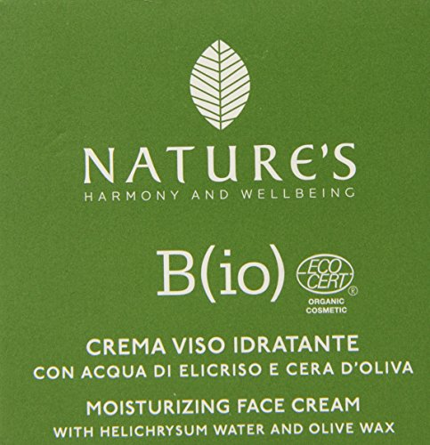 Nature 'S Bio Moisturizing face cream, 1.7 Ounce by nature' s Nature