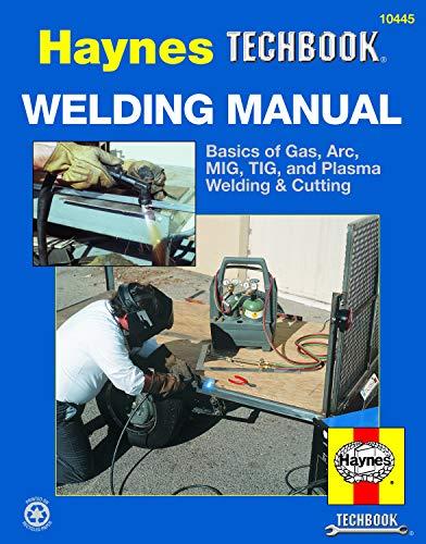Welding Manual Haynes Techbook (USA)