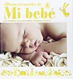 Álbum recuerdo de mi bebé (amarillo) (Mi familia y yo)