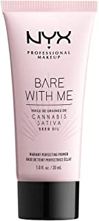 NYX PROFESSIONAL MAKEUP Bare With Me Sativa Seed Oil Radiant Perfecting Primer