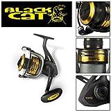 Carrete de Freno Delantero Black Cat Passion Pro FD, estándar, Talla única