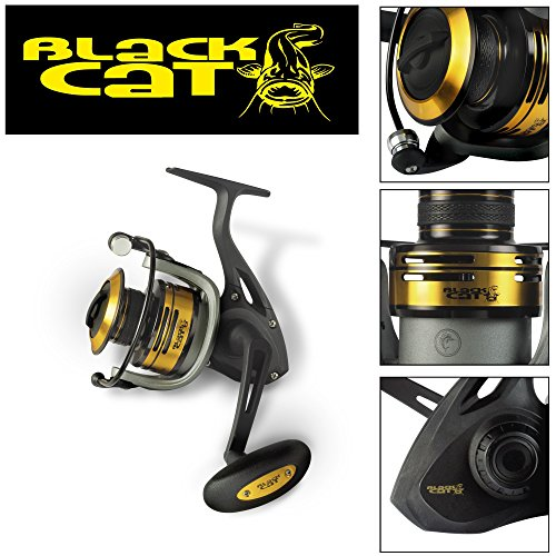 Black Cat Passion PRO FD - Rullo Freno Anteriore Standard, Taglia Unica
