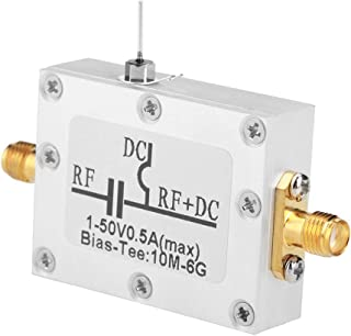 Coaxial Bias Tee, Broadband Bias Tee, Microwave Coaxial Bias High Frequency Inductance for Optical Fiber Communicatio Broa...