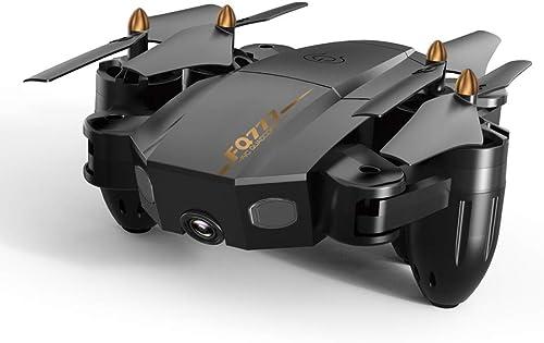 Faltbare WiFi-Drone, 90°Wide Angle 720P HD-Kamera, Trajectory Flight, Portable Quadcopter mit Altitude Hold Mode,2millionWIFI