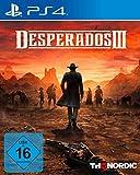 THQ Desperados III, PS4 vídeo Juego Playstation 4 Básico Desperados III, PS4, Playstation 4,...