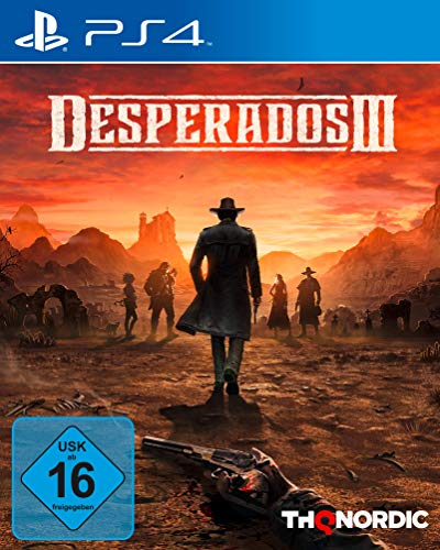 Desperados 3 (Playstation 4)