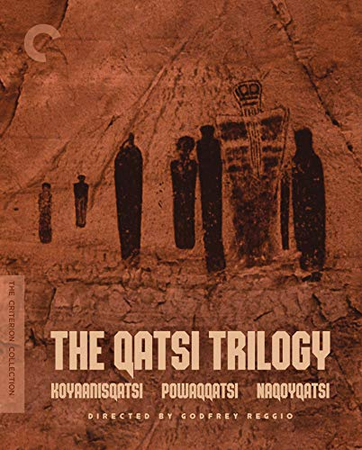 The Qatsi Trilogy (Koyaanisqatsi/Powaqqatsi/Naqoyqatsi)(The Criterion Collection) [Blu-ray]