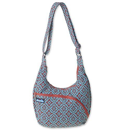 KAVU Sydney Satchel CrossBody Bag - Desert Mosaic