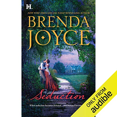 Seduction audiobook cover art