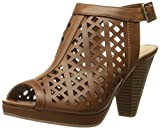 CL by Chinese Laundry Women's Winning Dress Sandal, Rich Brown Burnished, 8.5 M US